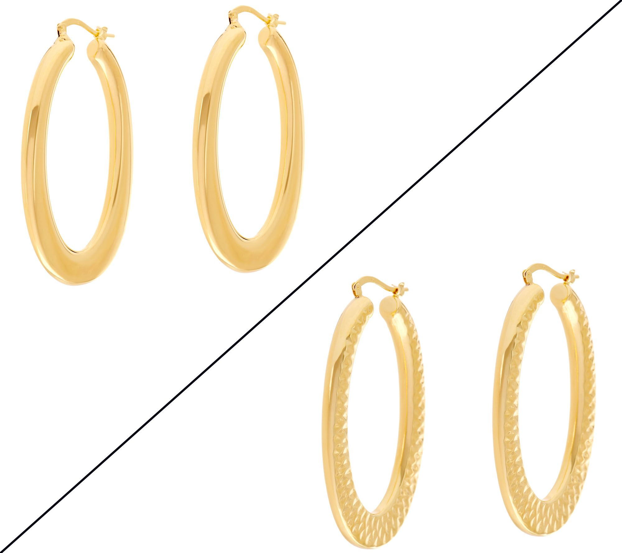sterling p length width gold tube weight square earrings plated hoop silver grams oval