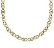 Judith Ripka Verona 20 14K-Clad Infinity LinkNecklace 54.5g - J383242