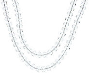 Linea by Louis DellOlio Faceted Bead 72 Necklace - J284043