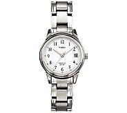 Timex Ladies Classic Stainless Steel BraceletWatch - J109046