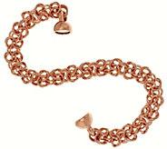 Oro Nuovo 8 Woven Byzantine Bracelet, 14K - J270946