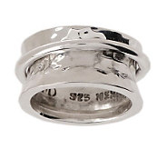 As Is Dominique Dinouart Artisan Crafted Sterling Ring - J287446