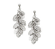 Steel by Design Multi-Oval Dangle Earrings - J308346
