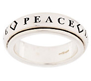 Revolving Prayer Ring by Artist of Hope, StevenLavaggi - J314846