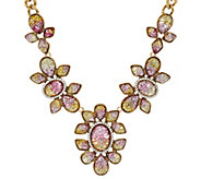 Joan Rivers Fire & Ice 18 Statement Necklace w/ 3 Extender - J327946