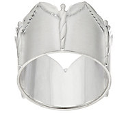 Sterling Silver Ring of Angels by Steven Lavaggi - J346947