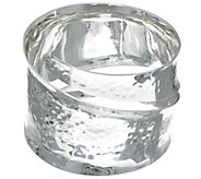 RLM White Bronze Coil Cuff Bracelet - J334748
