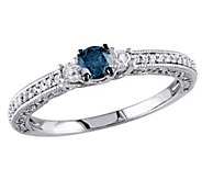 3-Stone Diamond Ring, 14K, 1/2 cttw, by Affinity - J376748