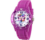 Marvel Guardians Unisex Purple Plastic Watch - J376848