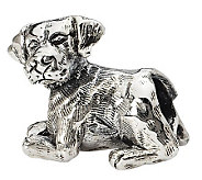 Prerogatives Sterling Labrador Retriever Bead - J299549