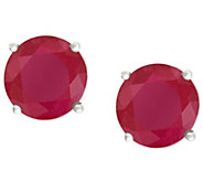 Premier 1.00 cttw Ruby Stud Earrings, 14K Gold - J338149