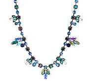 LOGO Links by Lori Goldstein Glittering Gems Necklace - J346949