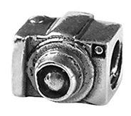 Prerogatives Sterling Camera Bead - J108950