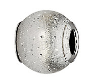 Prerogative Sterling Laser-Cut Satin Bead - J315250