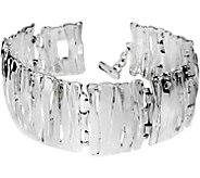 Hagit Sterling Ripple Bracelet - J379450