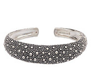 Michael Dawkins Sterling Starry Night Statement Hinged Cuff - J276151