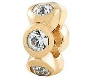 Prerogatives 14K Gold-Plated Sterling SwarovskiBirthstone - J302851