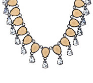 LOGO Links by Lori Goldstein 17-1/2 Teardrop Necklace - J324151