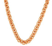Oro Nuovo 18 Rolo Link Necklace with Magnet 14K - J285552
