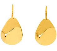 Arte dOro Bold Pear Shaped Earrings, 18K Gold - J310052
