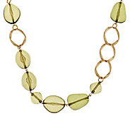 Linea by Louis DellOlio Free Form Bead Necklace - J317652