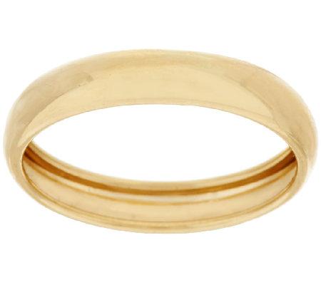 Gold Wedding Rings Qvc 14k Gold Wedding Rings