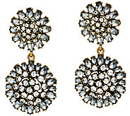 BaubleBar Crystal Dandelion Drop Earrings - J322352