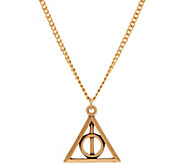 Alex and Ani Harry Potter Deathly Hallows Necklace - J351852