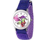 Marvel Guardians Girls Gamora Purple Watch - J376852