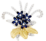 The Elizabeth Taylor 6.35cttw Mothers Gift Brooch - J319853