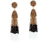BaubleBar Ombre Beaded Pinata Tassel Drop Earrings - J335453