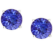 Premier 1.40 cttw Tanzanite Stud Earrings, 14KGold - J338153