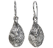 Hagit Sterling Silver Dangle Earrings - J376353