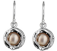 Hagit Sterling Cultured Freshwater Pearl Earrings - J376754