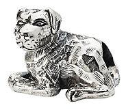 Prerogatives Sterling Rottweiler Bead - J299555