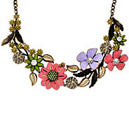 As Is Joan Rivers Ltd. Ed. Enchanted Garden 18 Necklace - J327855