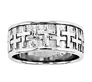 Sentimental Expressions Sterling Silver Transformed Mens Rin - J338855