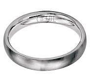 Stainless Steel 4mm Brushed Engravable Ring - J314256