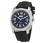 Wrist Armor Mens U.S. Navy C21 Watch Blue & Black Watch - J316356