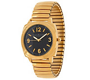 As Is Joan Rivers Boyfriend Expansion Watch w/ Colored Dial - J327256