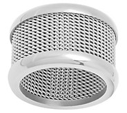 Steel by Design Stainless Steel Mesh Band Ring - J383756
