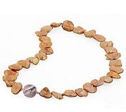 Honora Cultured Pearl 13.0mm Keshi 18 Necklace - J106257