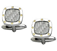 Forza 1/2 Polished Cuff Links - J302157