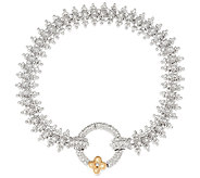 Barbara Bixby Sterling & 18K Rhodium Eastern Chain Bracelet - J326857