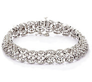 Estate Style 7-1/4 Diamond Bracelet, 14K, 5.10 cttw, by Affinity - J330557