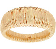 Arte dOro Wrapped Domed Ring 18K Gold - J349257