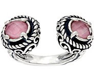 Carolyn Pollack Sterling Silver Signature Gemstone Doublet Ring - J330758