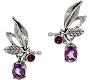 Or Paz Sterling Multi-gemstone Ear Climbers - J352458