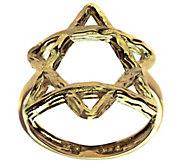 Adi Paz Star of David Ring, 14K Gold - J380458
