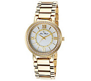 Lucien Piccard Womens Alice Mother-of-PearlDial Watch - J341259